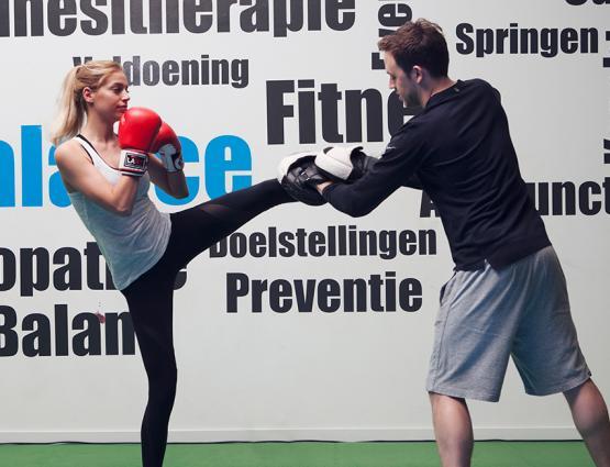 Verbeter je fitheid met met PT boksen